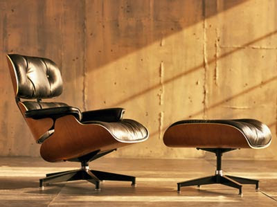 Wise Buys Eames Lounge Chair