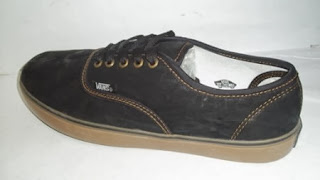 Vans Authentic hitam gem,Vans casual,vans murah,vans kanvas