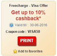 Upto 10% Cashback on Post-paid & Pre-paid Mobile Bill Payment, DTH, Data Card & Electricity bill @ Freecharge