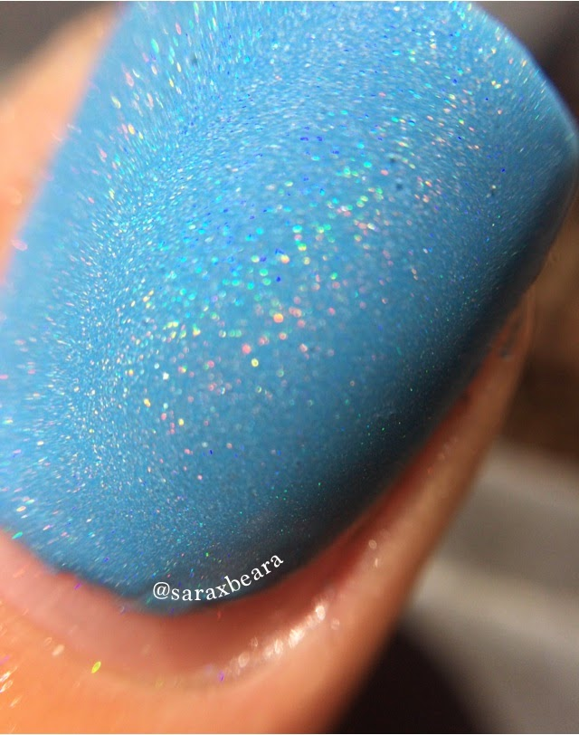 "Vapid Lacquer ""Something Blue"""
