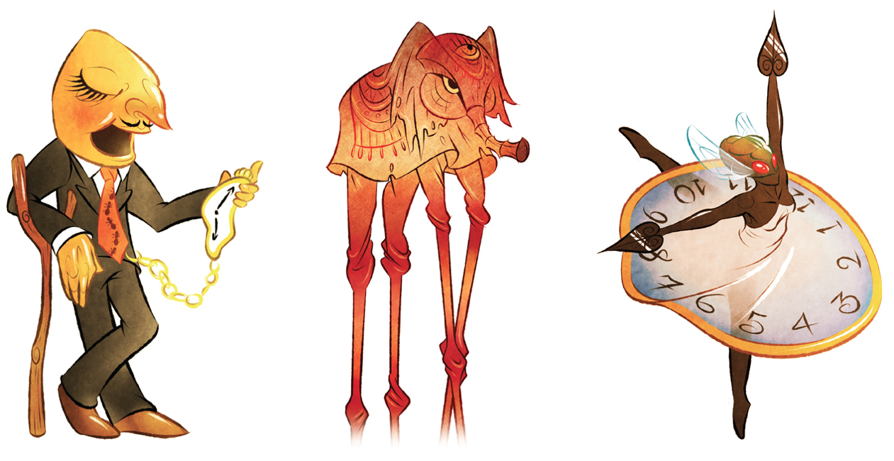 Character Design Site : Animationholics designs character designs