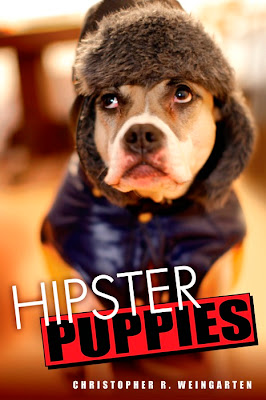 Hipster Puppies on The Trad  Hipster Puppies
