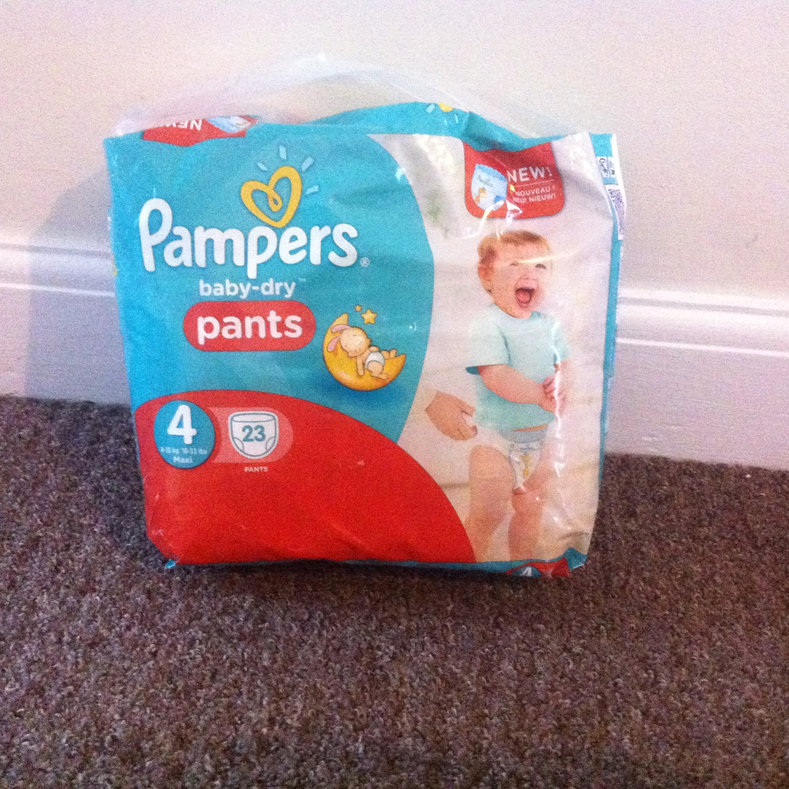 Get $2 off one bag Pampers Easy Ups Training Underwear or UnderJams Absorbent Night Wear. Excludes trial/travel size. Limit ONE coupon per purchase of products and quantities stated.