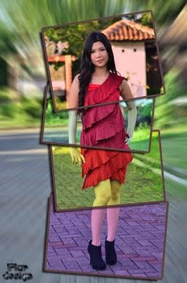 Tutorial Menambah Efek Frame Keren Pada Foto