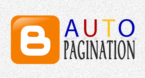 Blogger Auto Pagination