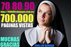 700.000 VISITAS