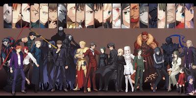 Anime Fate/Zero