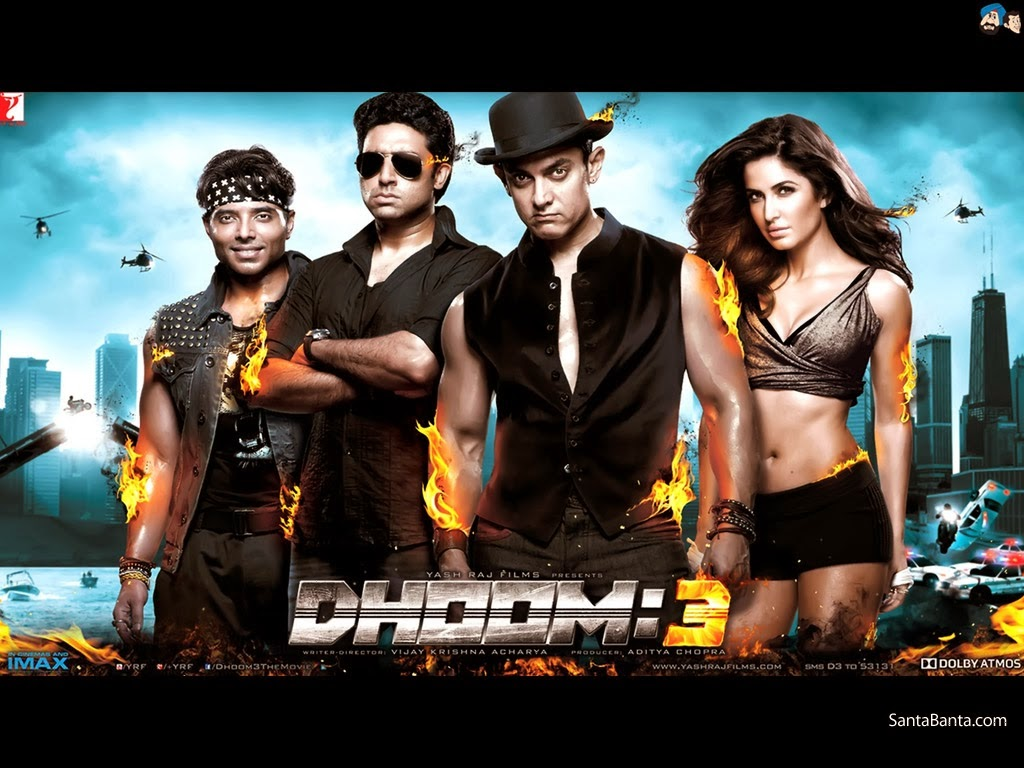 dhoom 3 music