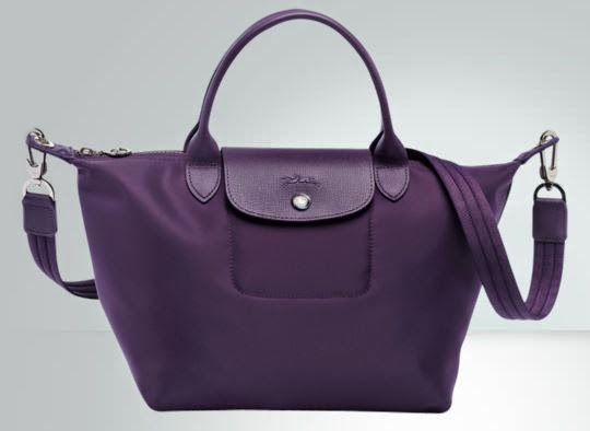 how to clean longchamp le pliage neo
