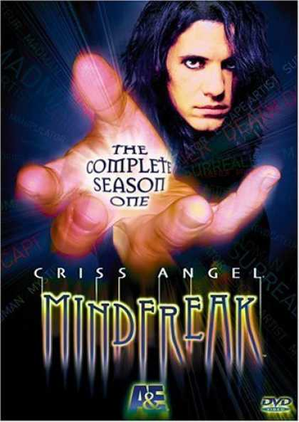Criss Angel Mindfreak - Season One movie