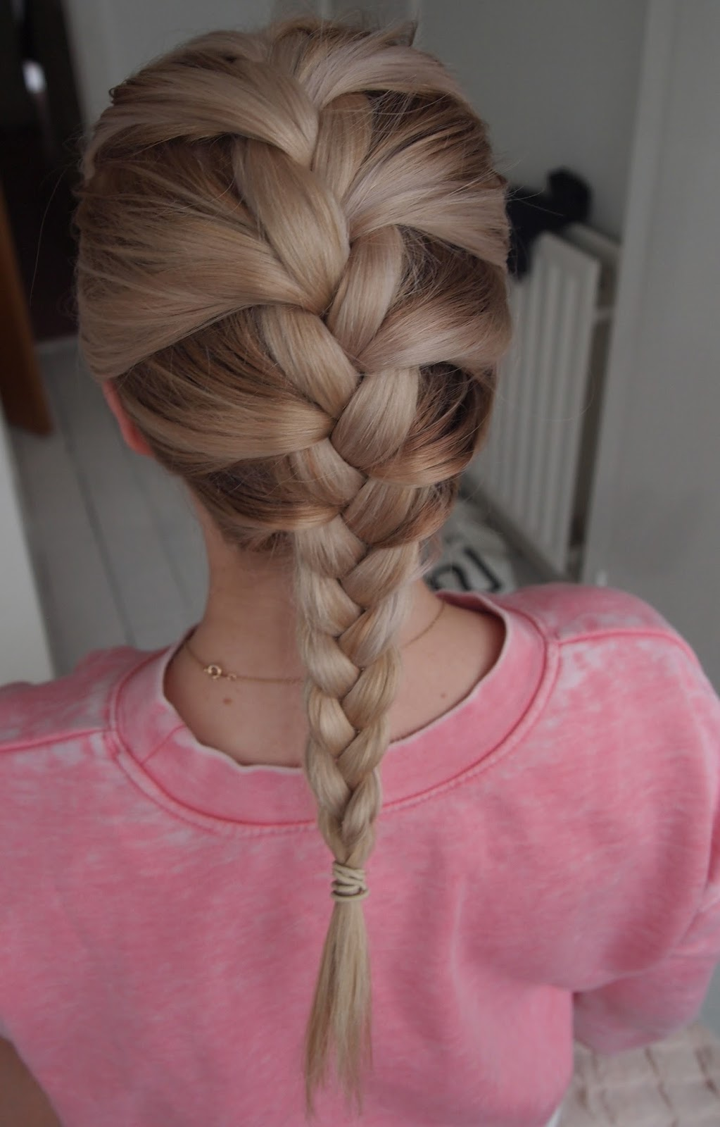 Chantilly Press How To French Braid