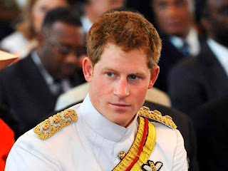 PRINCE HARRY nude pic Make Disappointed Prince William
