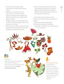 Lección 20 La región desconocida - Educación Artística 6to Bloque 5 2014-2015