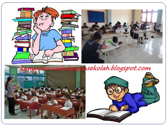 Contoh Soal Tematik Kelas 4 SD Kurikulum 2013 UAS Semester 1