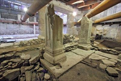 Θεσσαλονίκη: Αντιδράσεις μετά την απόφαση ΚΑΣ για τις αρχαιότητες στον σταθμό Βενιζέλου
