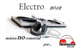 Electro: música no comercial