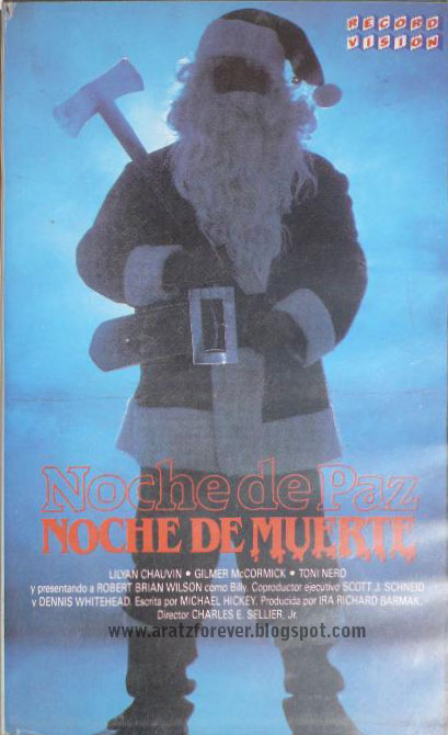 Noche de paz, noche de muerte, Silent Night, Deadly Night, Linnea Quigle, Charles E. Sellier Jr.
