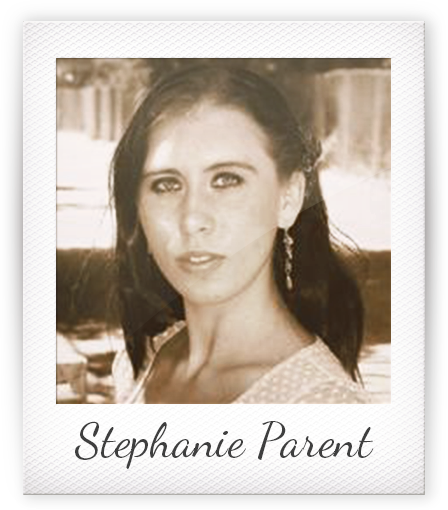Author Photo: Stephanie Parent