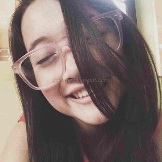 Foto Cantik Megan Domani Terbaru