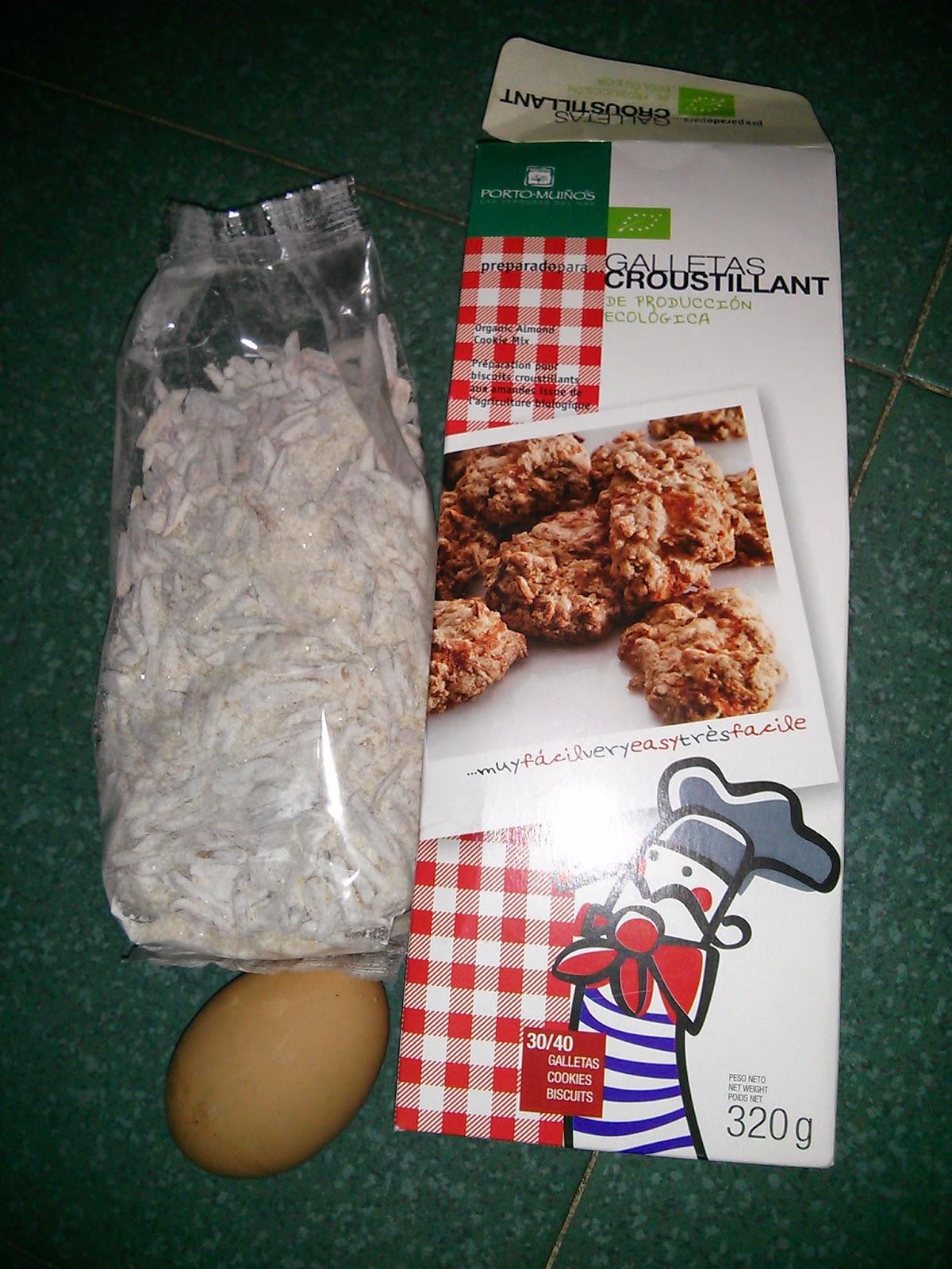 Galletas Croustillant ecológicas