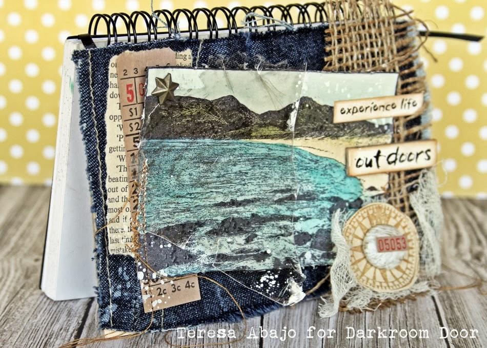 Darkroom Door: Background Stamps