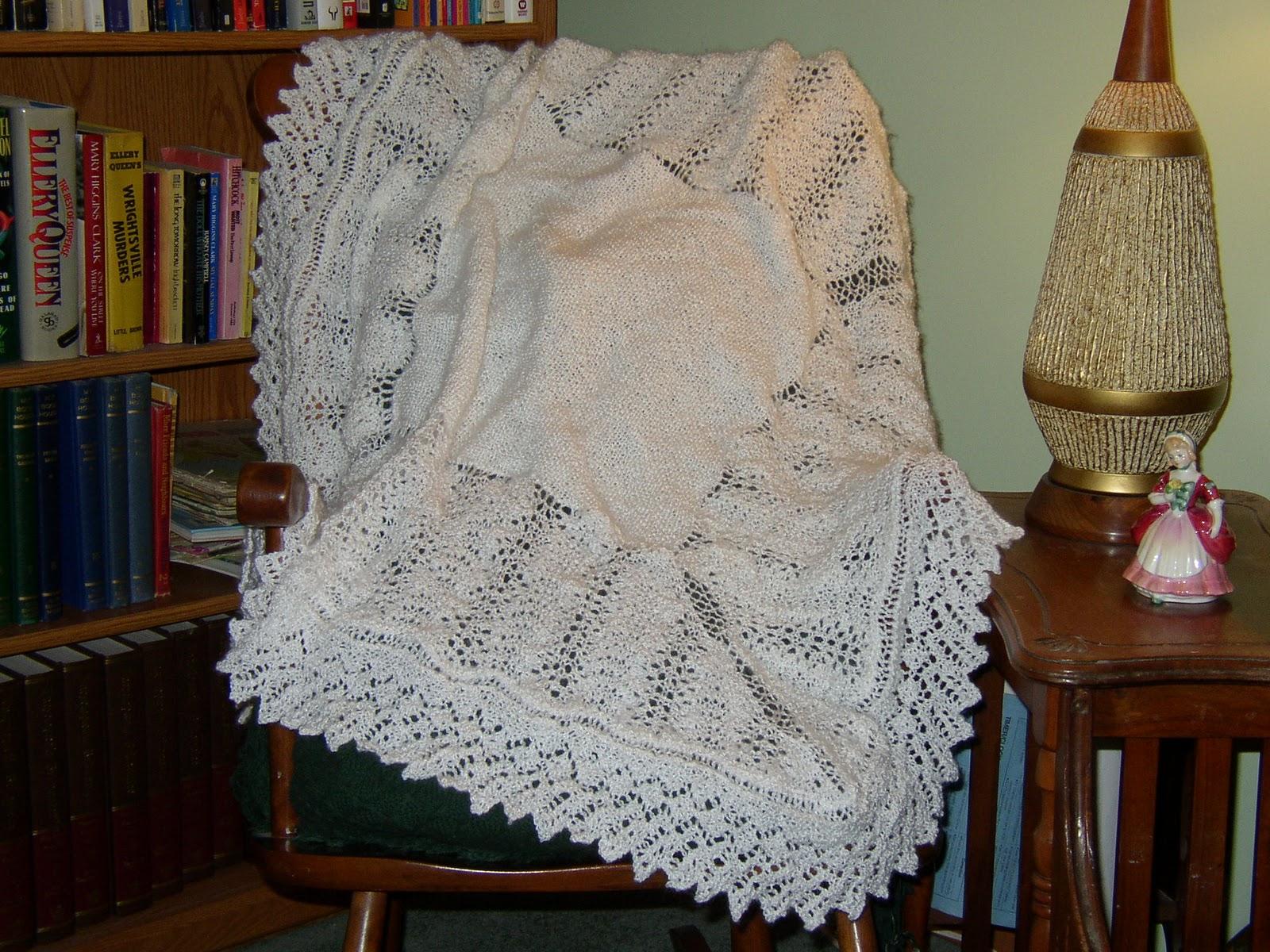 Nittineedles: Shetland Lace Shawl