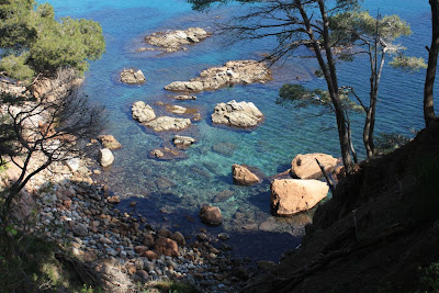 La Costa Brava in Llafranc