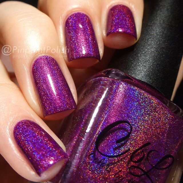 What's your dream?, Colors by Llarowe, Pretty woman collection, swatch