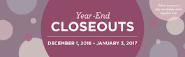 Check out our Year-End Closeouts!