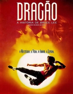 Filme Dragão - A História de Bruce Lee Blu-Ray 1993 Torrent