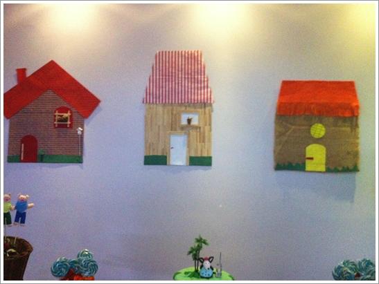 Casas dos Três Porquinhos