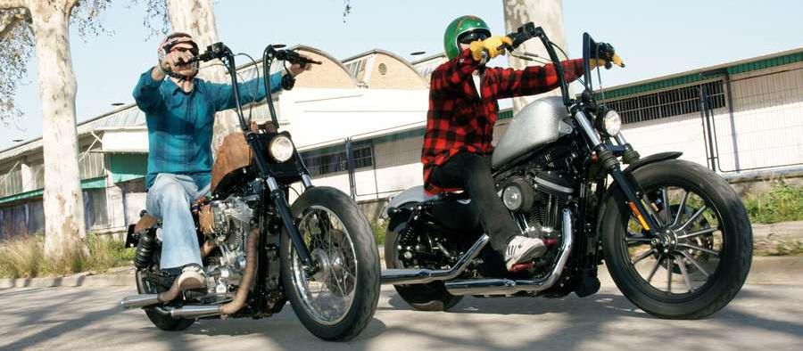 "biker excalibur II: Pendeja & Killer Pussy ""canalla lifestyle"" By F.K.C"