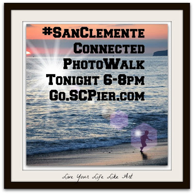 San Clemente Connected PhotoWalk