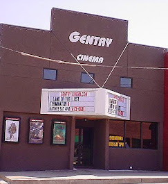 Gentry Cinema Checotah Oklahoma