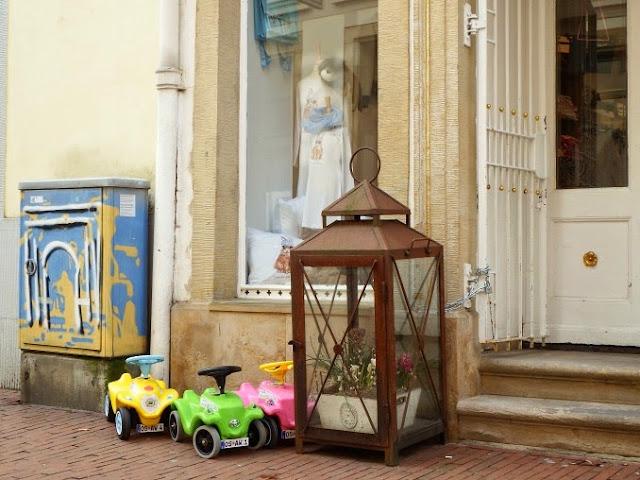 Osnabrück Altstadt Sabby Streetart