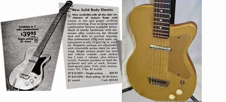 Danelectro%2B1954 the unique guitar blog danelectro guitars and amplifiers Duesenberg Guitars at honlapkeszites.co