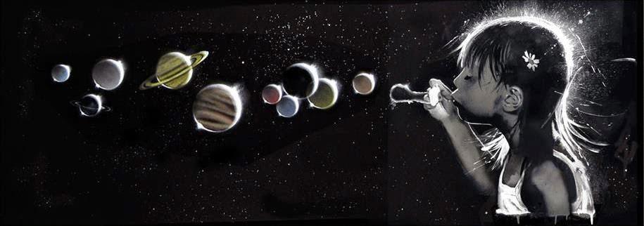 kosmiczne bańki...