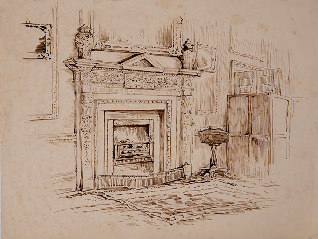 BEATRIX POTTER DRAWINGS FOUND