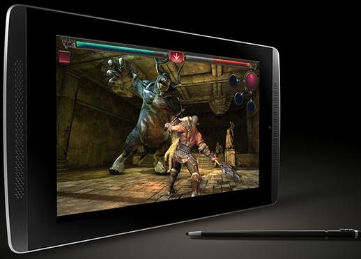 Tegra Note Review: a Truly Gaming Device with a Great Stylus Touch Response