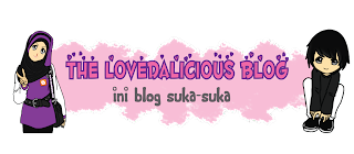the lovedalicious blog!