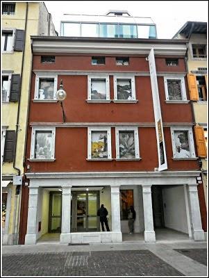 Udineinvetrina riccardo de marchi udine casa cavazzini for Casa moderna udine