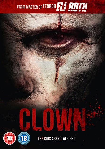 Clown [2014] [NTSC/DVDR-Custom HD] Ingles, Subtitulos Español Latino