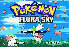 Emerald Hack - Pokemon Flora Sky [Final] [English] Captures