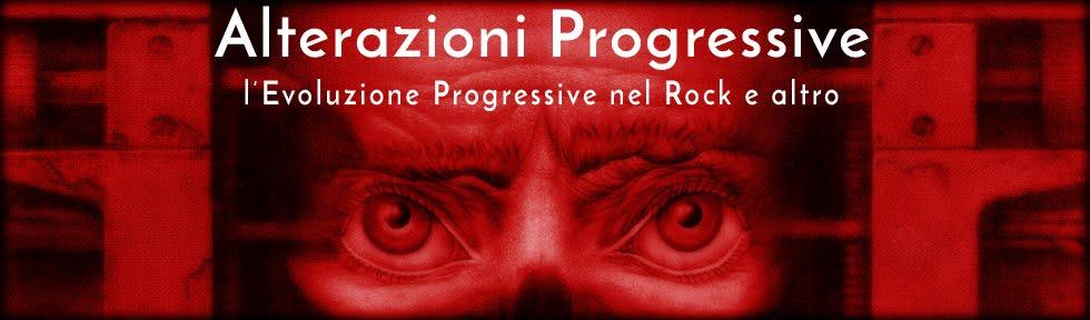 Alterazioni Progressive