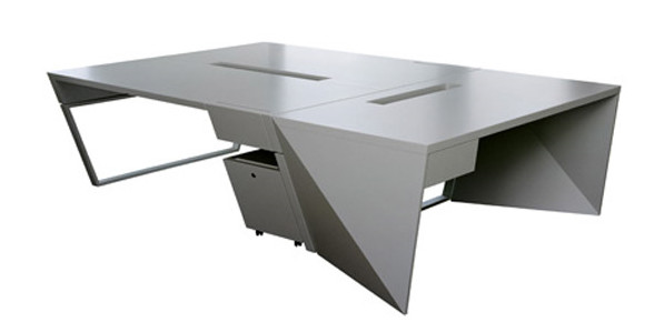 Pablura Tops Design: Office Desk: Kinzo Air Table Futuristic