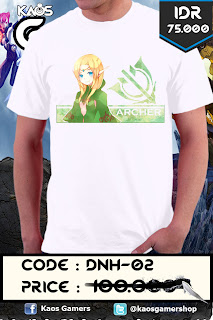 Kaos Dragon Nest Archer