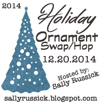 Sally Russick's Ornament Swap