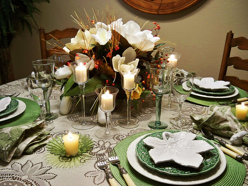 A stroll thru life thanksgiving tablescape inspiration for Elegant table setting for thanksgiving