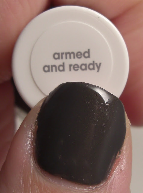 Essie Armed and Ready, Essie, Armed and Ready