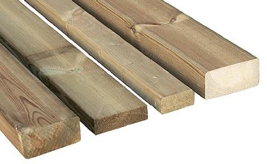 Suritama la madera - Madera de pino tratada ...